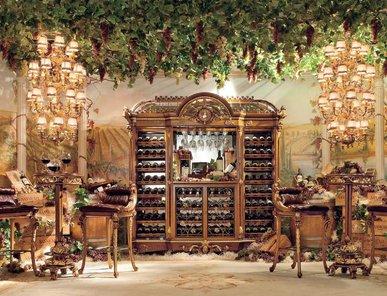 Итальянский бар GIARDINO ITALIANO фабрики RIVA