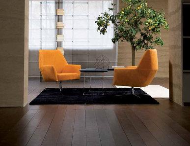 Итальянское кресло JUDITH 20°/ ANNIVERSARY  фабрики IL LOFT