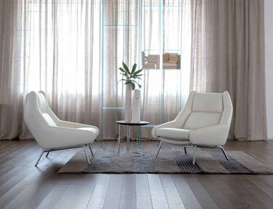 Итальянское кресло MAJOR 20°/ ANNIVERSARY  фабрики IL LOFT