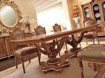 Итальянский стол OLD CLASSIC 3090 фабрики RIVA