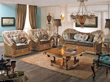 Итальянская мягкая мебель L'ETERNO 6163 фабрики RIVA