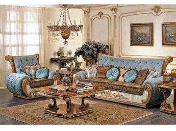 Итальянская мягкая мебель L'ETERNO 6613 фабрики RIVA