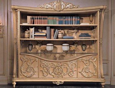 Итальянский книжный шкаф L'ETERNO 6200 фабрики RIVA