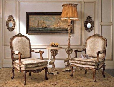 Итальянское кресло L'ETERNO 6823 фабрики RIVA