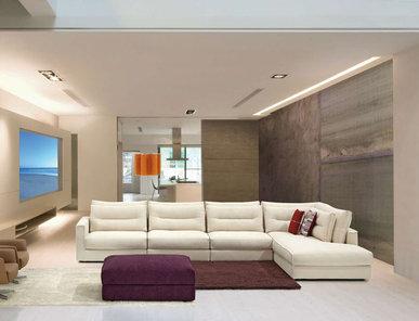 Итальянский диван PLANET Silver Label фабрики IL LOFT