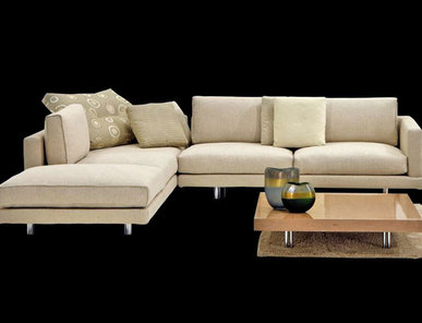 Итальянский диван MERCURY SOFT 01 Silver Label фабрики IL LOFT
