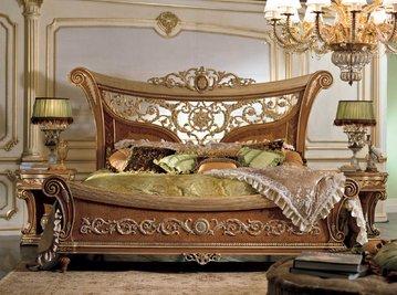 Итальянская кровать L'INCANTO 6007/SKI фабрики RIVA
