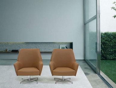 Итальянское кресло JUDITH Silver Label фабрики IL LOFT