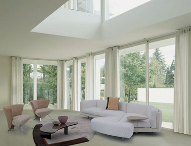 Итальянский диван GALAXY 10 Luxury фабрики IL LOFT