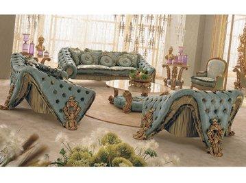 Итальянская мягкая мебель BALBIANELLO фабрики RIVA
