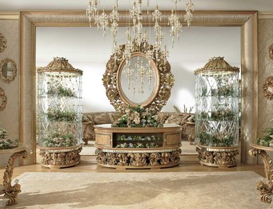 Итальянская мебель для ТВ BALBIANELLO фабрики RIVA