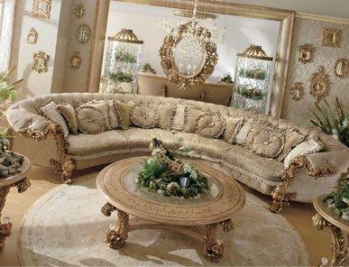 Итальянская мягкая мебель BALBIANELLO 8144 фабрики RIVA