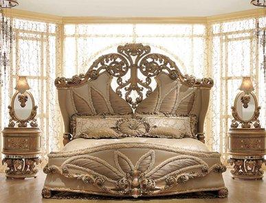 Итальянская кровать BALBIANELLO 8008 фабрики RIVA