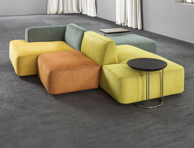 Итальянский диван MODULAR 05 2015 фабрики IL LOFT