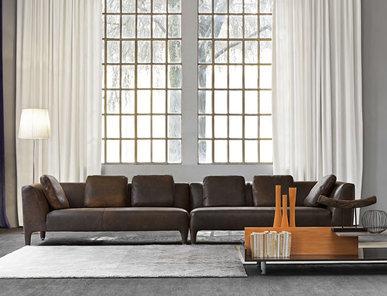 Итальянский диван DELTA WOOD 05 2015 фабрики IL LOFT