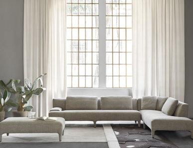 Итальянский диван DELTA WOOD 06 2015 фабрики IL LOFT