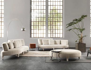Итальянский диван DELTA WOOD 07 2015 фабрики IL LOFT