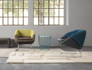 Итальянское кресло GILDA 2015 фабрики IL LOFT