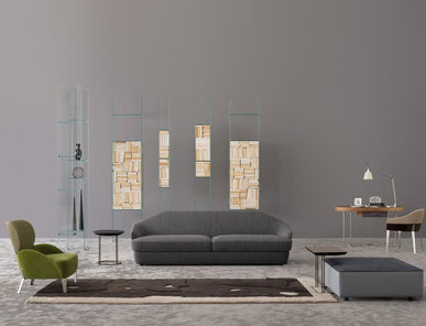 Итальянский диван Luxury 2016 фабрики IL LOFT