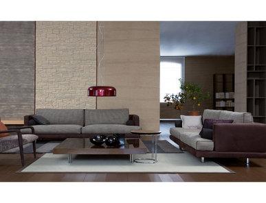 Итальянский диван Mercury Soft 02 2016 фабрики IL LOFT