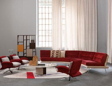 Итальянский диван Lord 2016 фабрики IL LOFT