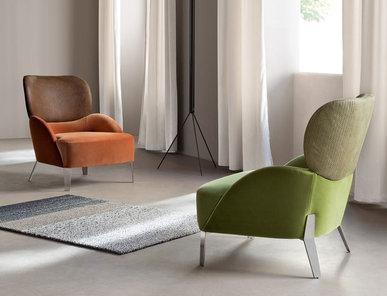 Итальянское кресло DAVID 2015 фабрики IL LOFT