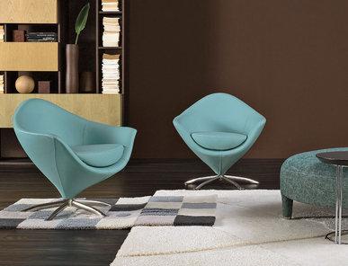 Итальянское кресло ASTRA 2015 фабрики IL LOFT