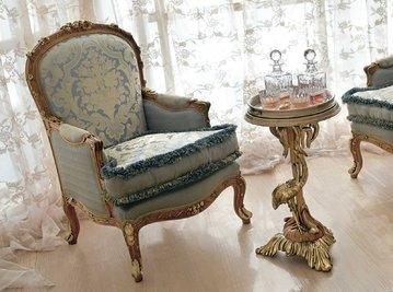 Итальянское кресло BOUQET 6822 фабрики RIVA