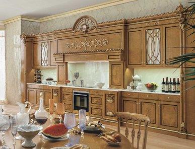 Итальянская кухня GIARDINO ITALIANO фабрики RIVA