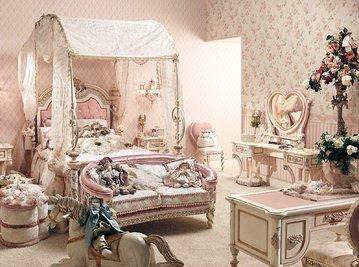 Итальянская детская кровать GIARDINO ITALIANO 7500/DI фабрики RIVA