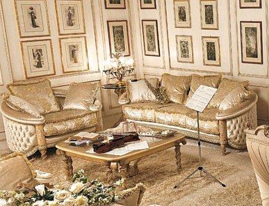 Итальянская мягкая мебель HERMITAGE 4163 фабрики RIVA