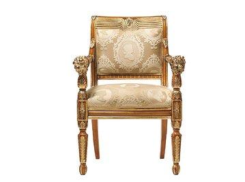 Итальянское кресло HERMITAGE фабрики RIVA
