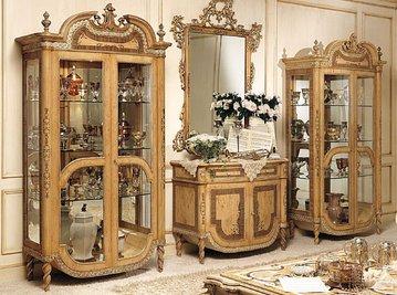 Итальянская витрина HERMITAGE 4062 фабрики RIVA
