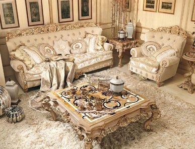 Итальянская мягкая мебель DIRETTORIO 7163 фабрики RIVA
