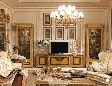 Итальянская мебель для ТВ DIRETTORIO 1478 фабрики RIVA