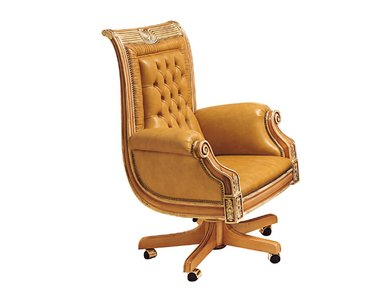 Итальянское кресло DIRETTORIO 1584 фабрики RIVA