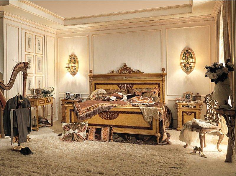 спальня элитная белая спальня италия ампир фото это