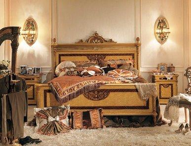 Итальянская кровать DIRETTORIO 1550 фабрики RIVA
