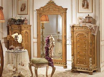 Итальянское зеркало DIRETTORIO фабрики RIVA