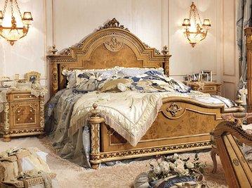 Итальянская кровать DIRETTORIO фабрики RIVA