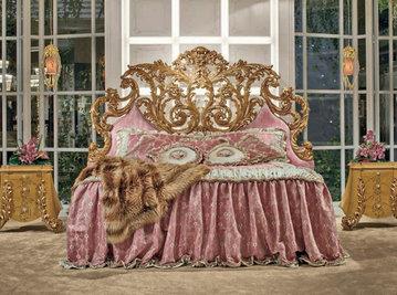 Итальянская кровать MILANO 2017 2506 фабрики RIVA
