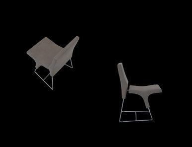 Итальянский стул Agatha фабрики IL LOF