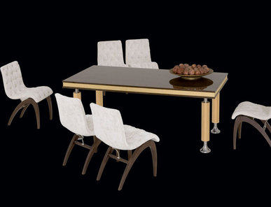 Итальянский стул Herman Capitonnè фабрики IL LOFT