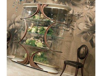 Итальянская витрина ALEA фабрики RIVA ATELIER