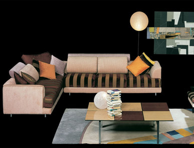 Итальянский диван Alexis 01 фабрики IL LOFT
