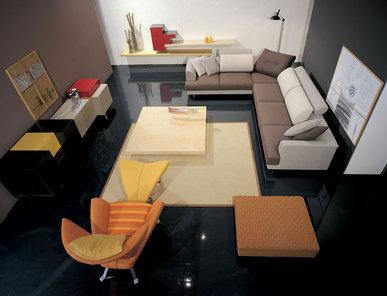 Итальянский диван Alexis 03 фабрики IL LOFT