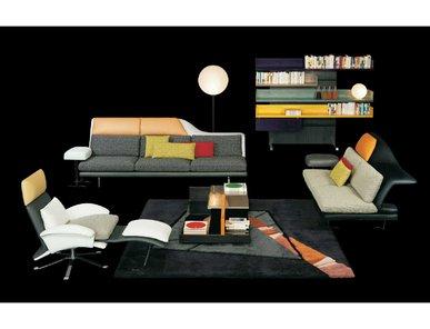 Итальянский диван Park 03 фабрики IL LOFT