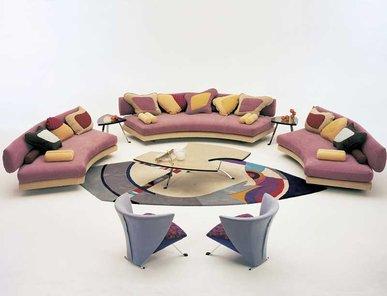 Итальянский диван Zoom 02 фабрики IL LOFT