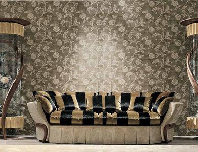 Итальянская мягкая мебель WAVES фабрики RIVA ATELIER