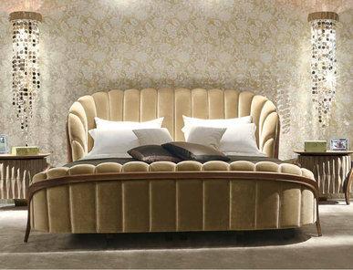 Итальянская кровать WAVES фабрики RIVA ATELIER